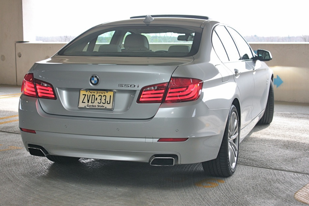 bmw 5 series 2011 review
