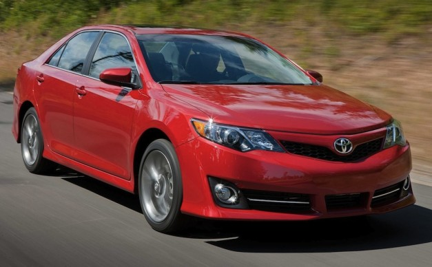 Toyota shines on KBB's 2012 Best Resale Value Awards