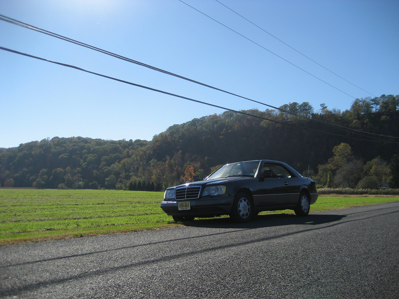 Flashback Review - 1994 Mercedes-Benz W124 E320 Coupe