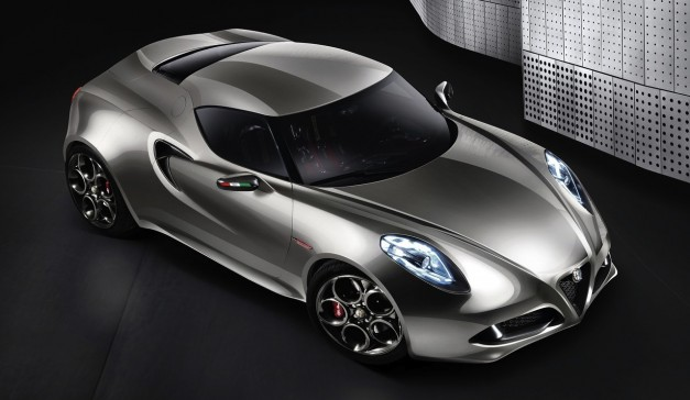 Report: Alfa Romeo 4C to get 237hp base engine, only 2,000 total to be made