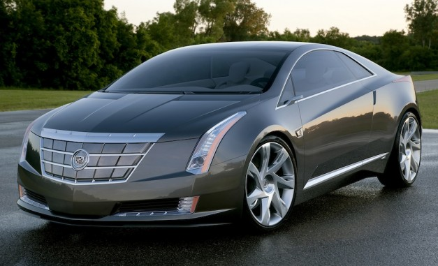 Cadillac Converj Concept enters production as Cadillac ELR