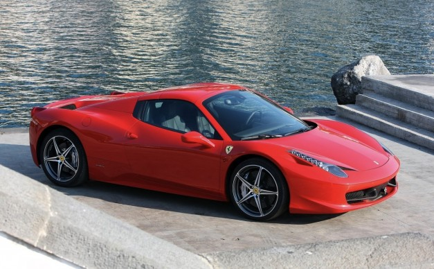 Ferrari 458 Spider