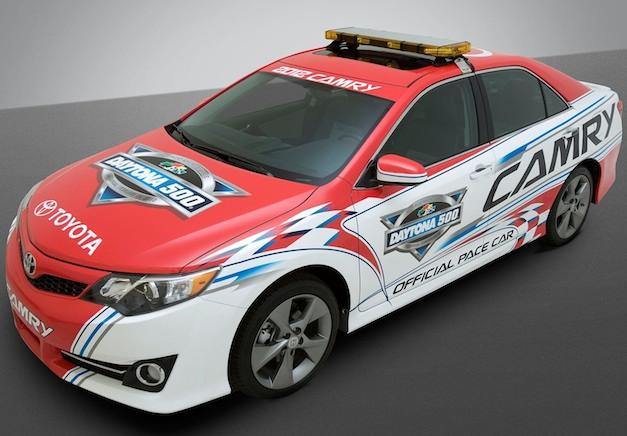 2012 Toyota Camry Daytona