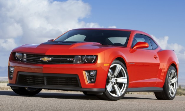 Chevrolet confirms updated 2014 Camaro at NY next to US debut of Corvette Convertible