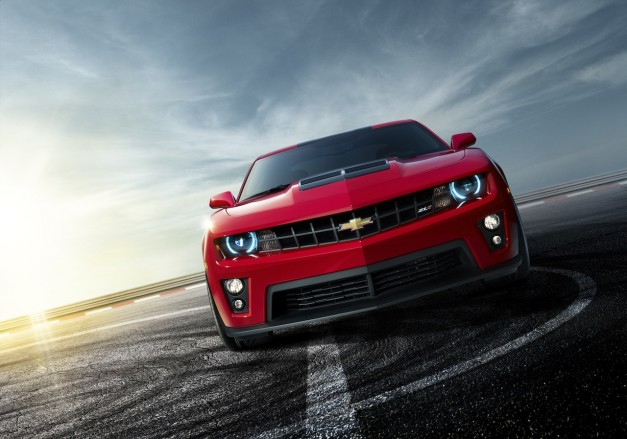 2012 Chevrolet Camaro ZL1