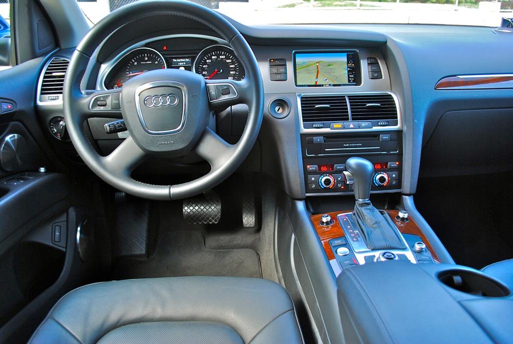 Review: 2012 Audi Q7 TDI - egmCarTech