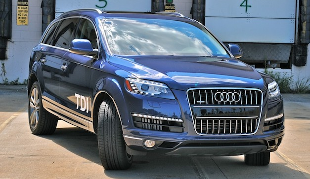 review 2012 audi q7 tdi is a worthy competitor in the. Black Bedroom Furniture Sets. Home Design Ideas