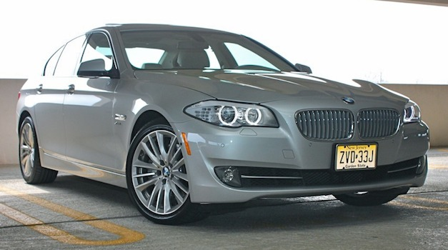 Review: 2011 BMW 5-Series has grown up, but maybe a little too much
