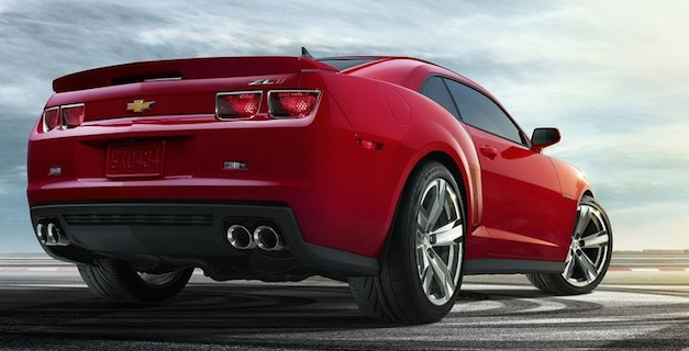 Exclusive: 2012 Chevrolet Camaro Z28 to debut at 2011 Chicago Auto Show