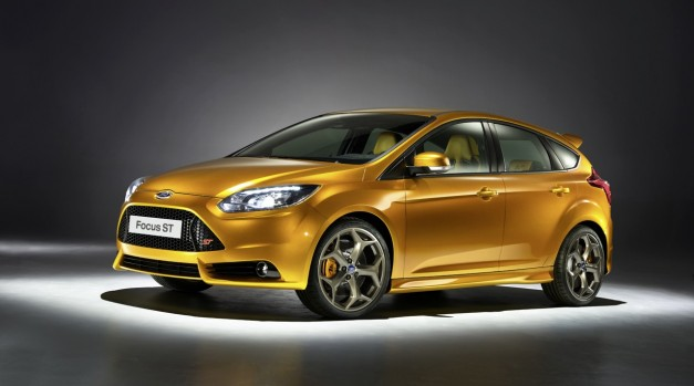 Report: Next Ford Focus RS to get 330hp, EcoBoost turbo 4-cyl Mustang in the works