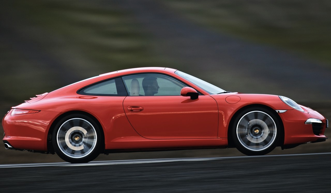 porsche aims to doubles sales of 911 with 2012 model year egmcartech. Black Bedroom Furniture Sets. Home Design Ideas