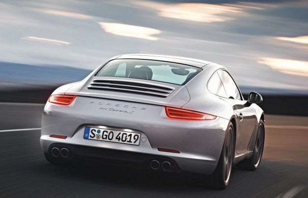 Porsche to keep current 911 going for 14 years, 911 Cabriolet to debut next