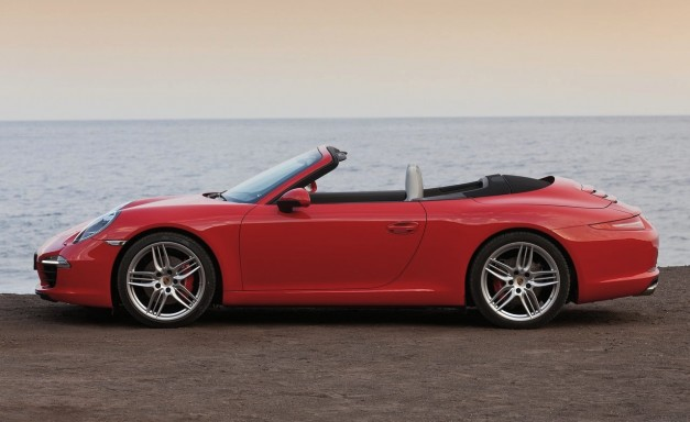 2012 Porsche 911 Carrera S Cabriolet