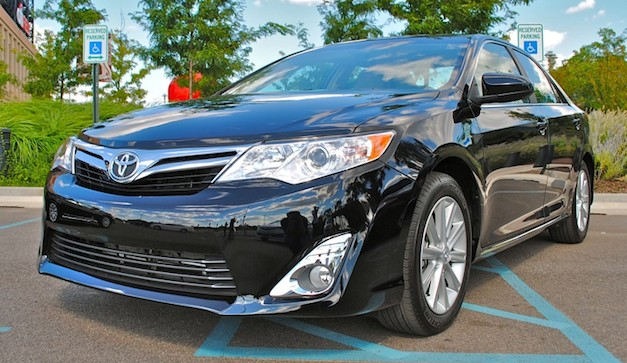 First Drive: 2012 Toyota Camry will keep fans happy but faces tough competition