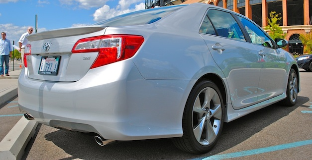 First Drive: 2012 Toyota Camry