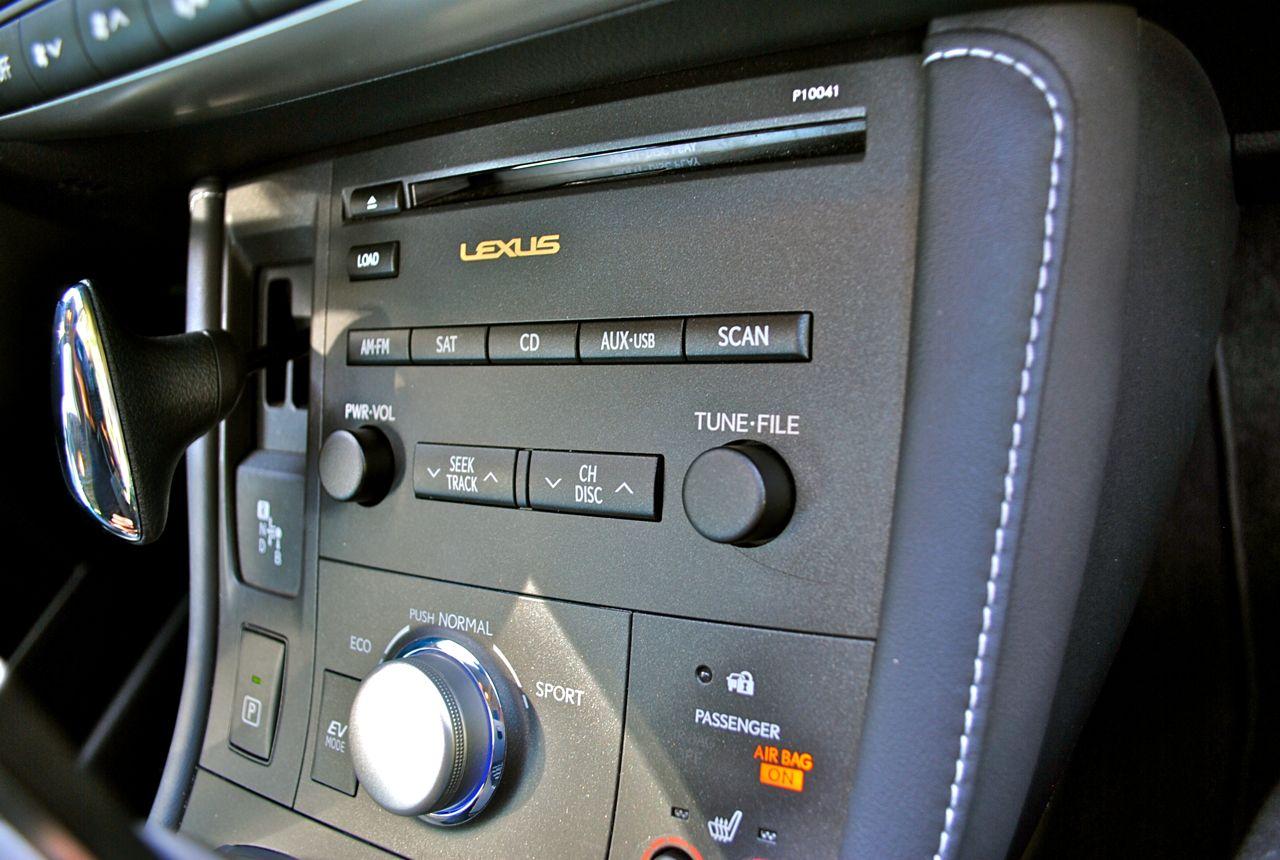 Lexus Ct200h For Sale >> Review: 2012 Lexus CT 200h - egmCarTech