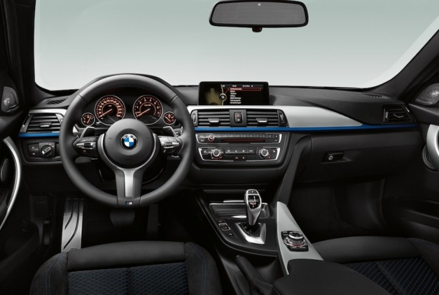 2012 BMW 3 Series M Sport Package