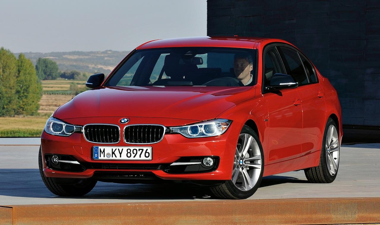 2012 BMW 3 Series Sport Line