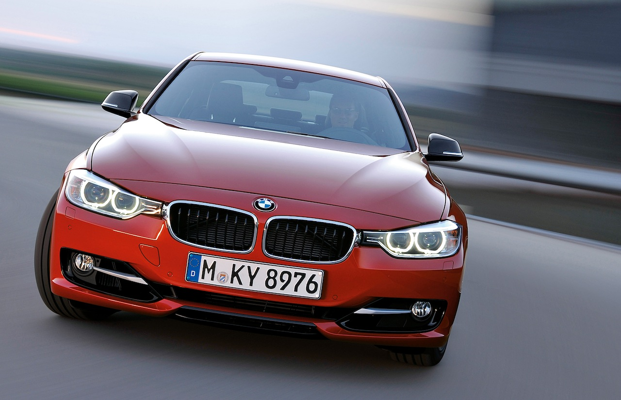 BMW Series Price Starts At For I For - Bmw 2012 price