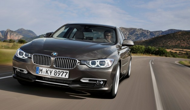 2012 BMW 3 Series Modern Line