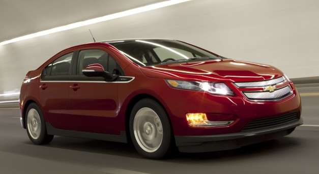 Consumer Reports recommends Chevrolet Volt