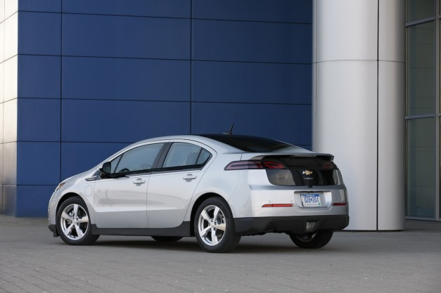 2012 Chevrolet Volt