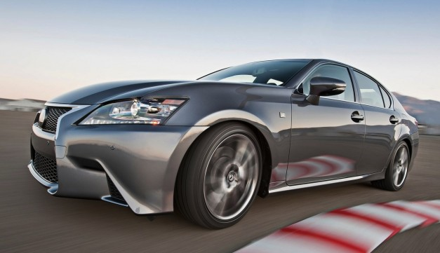 Report: Lexus may finally be working on a GS F and a possible four-door RC F by 2016