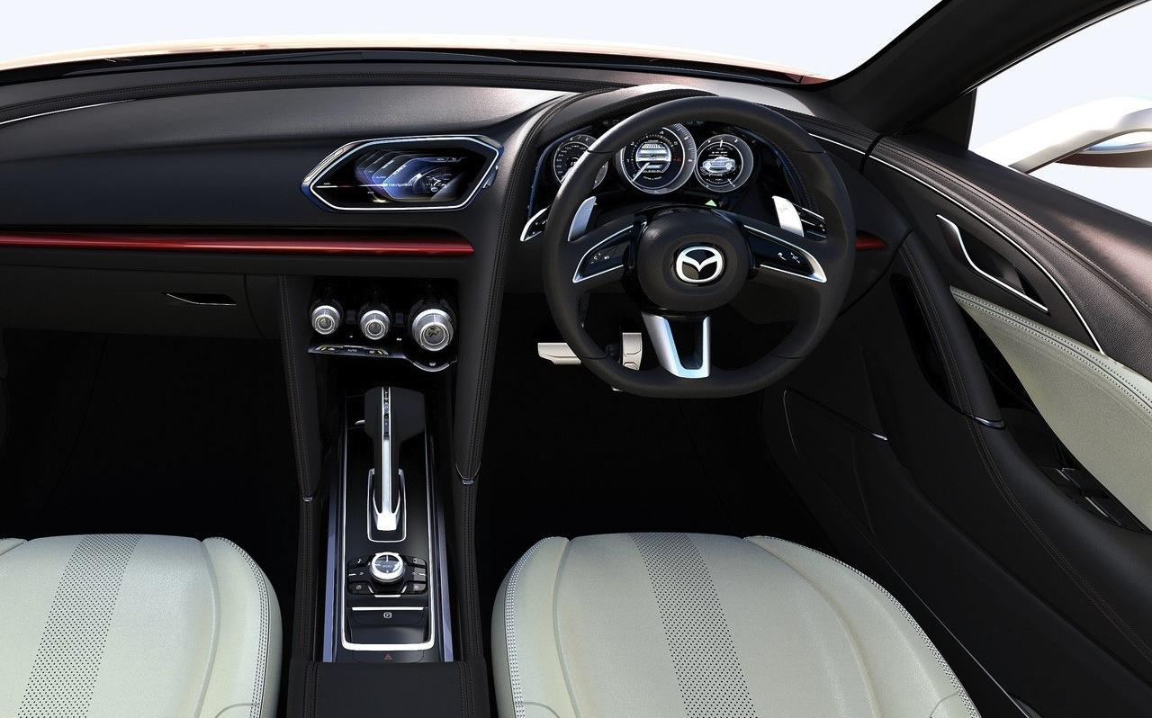 Mazda Takeri Concept Egmcartech