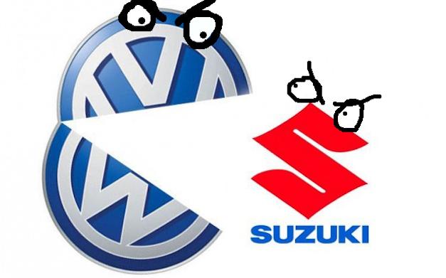 Volkswagen Suzuki Fight