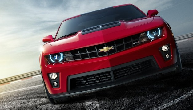 Chevrolet Camaro is the most popular sports car on Facebook