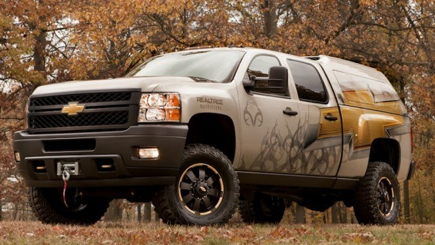 Chevrolet Realtree Concept