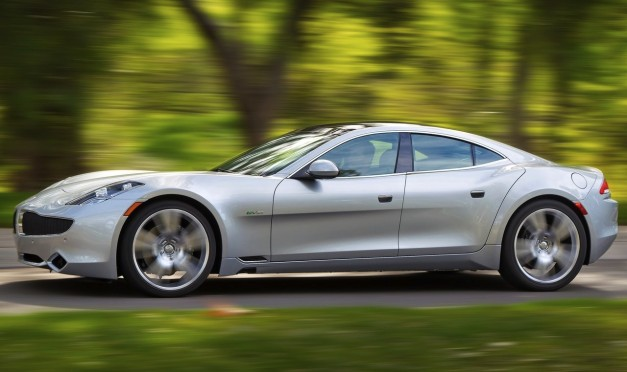 Report: BMW and Karma Automotive team up to produce hybrid and EV systems