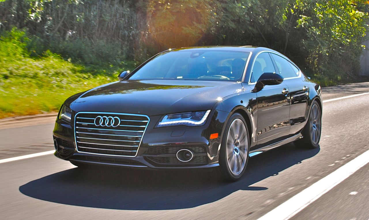 review 2012 audi a7 egmcartech. Black Bedroom Furniture Sets. Home Design Ideas