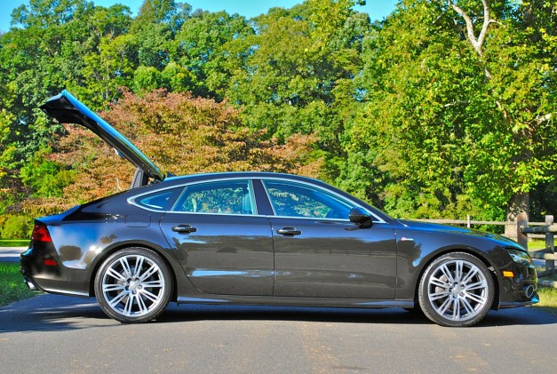 Review 2012 Audi A7 Egmcartech Egmcartechreview 2012