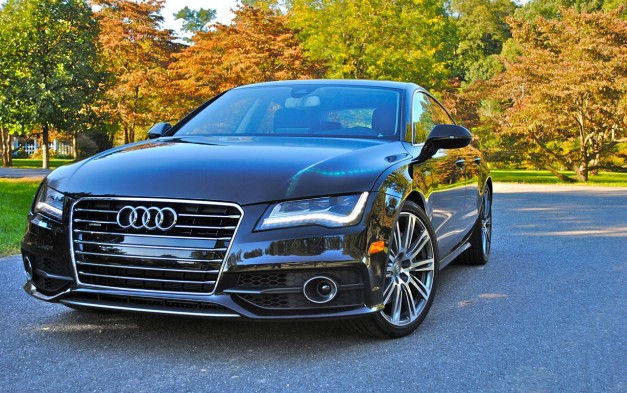 2012 Audi A7 Review Pictures