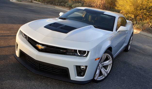 2012 Chevrolet Camaro ZL1 price starts at $54,995