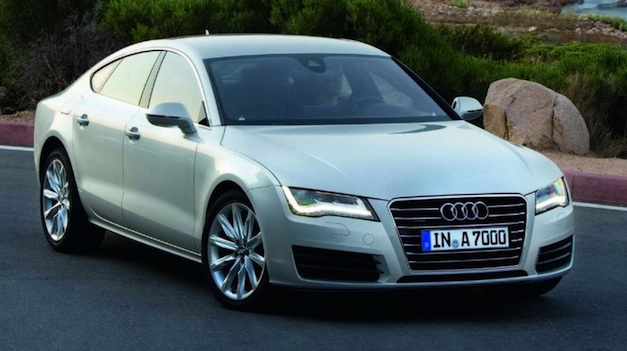 Report: Audi working on <em>not</em> making all its cars look the same
