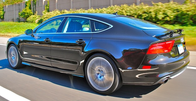Review: 2012 Audi A7 is Ingolstadt's new masterpiece