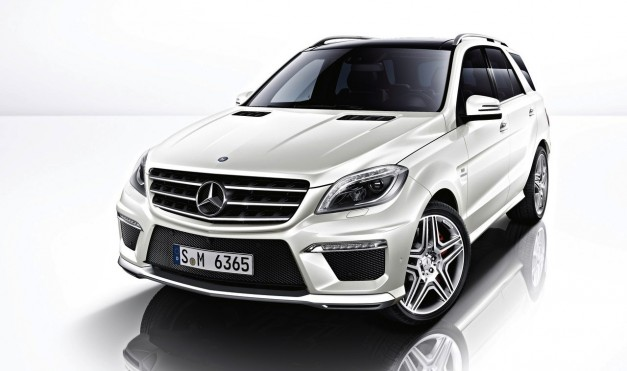 2012 Mercedes-Benz ML63 AMG to debut in LA