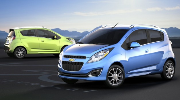 Report: Next generation Chevrolet Spark to debut in 2015 and Aveo (Sonic here) delayed
