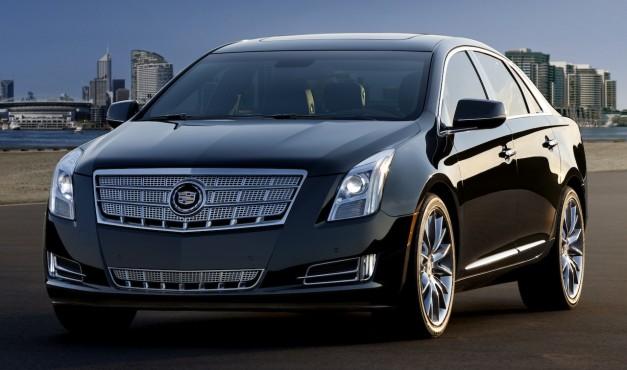 2013 Cadillac XTS unveiled, hits dealers in spring 2012