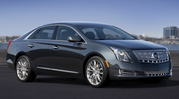Cadillac XTS will be aimed at luxury import owners and the limo market