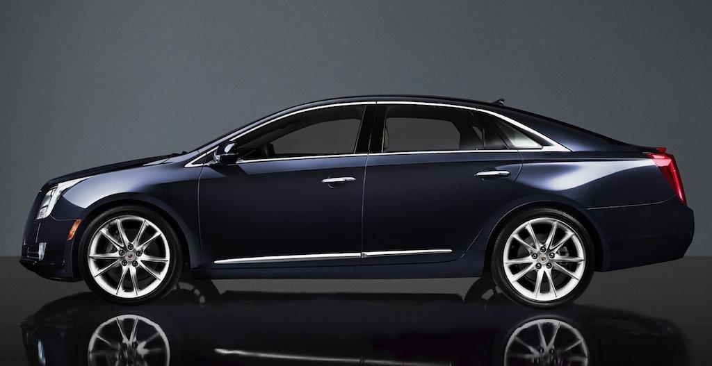 2013 Cadillac XTS Premium Collection - egmCarTech