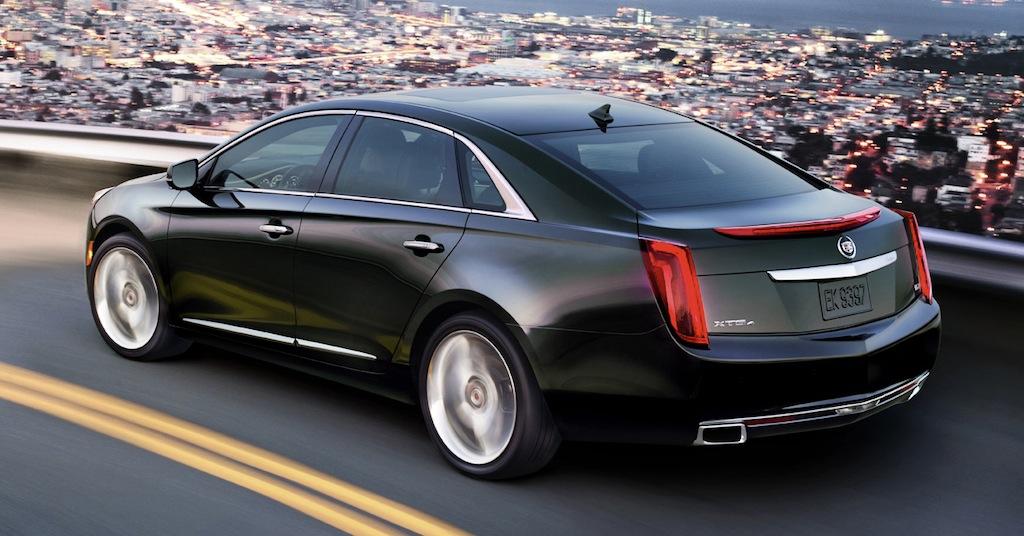 2013 Cadillac Xts Platinum Collection Egmcartech