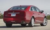 2013 Cadillac XTS Red
