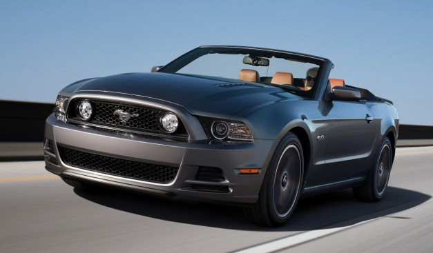 Report: First 1,000 units of next gen Ford Mustang to be special editions