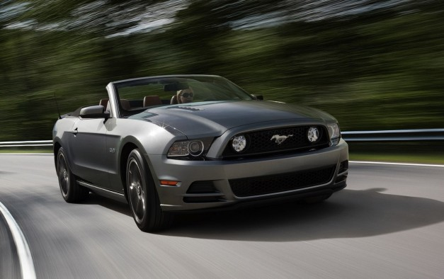 2013 Ford Mustang unveiled, 5.0 V8 now makes 420-hp