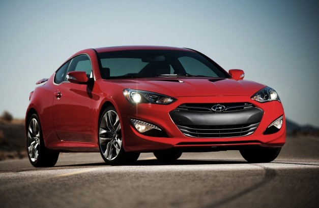 Report: Hyundai officially kills the Genesis Coupe after 2016
