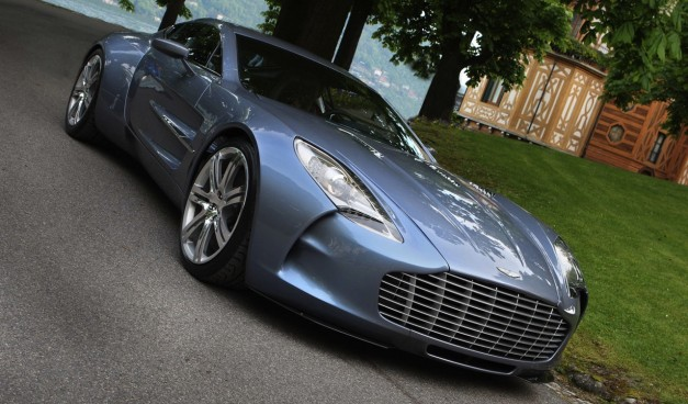 Only one brand new Aston Martin One-77 left to purchase
