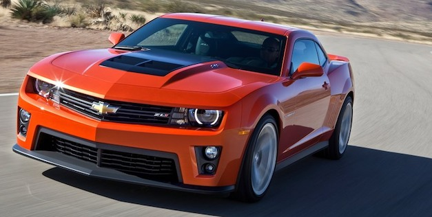 2012 Chevrolet Camaro is the first car to completely ace NHTSA's new safety test